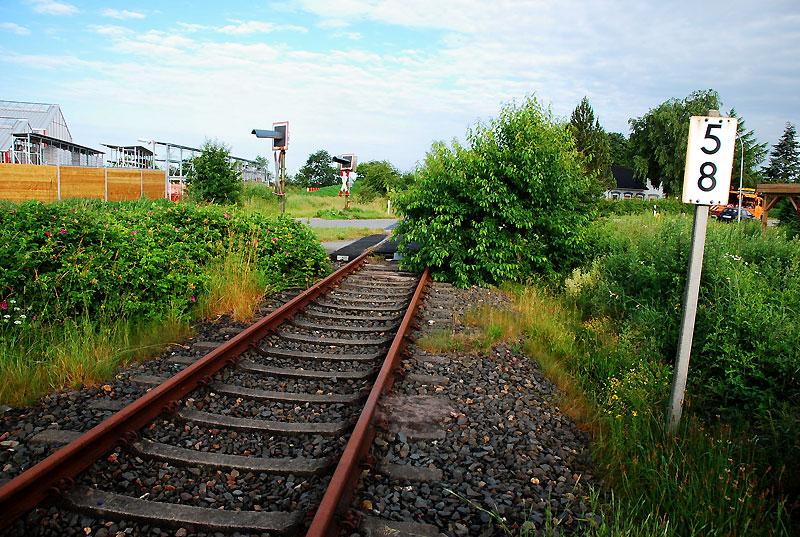 Flensburg Weiche